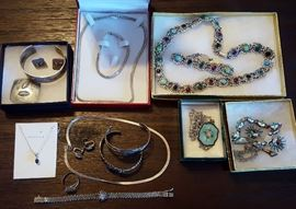 Collection of sterling