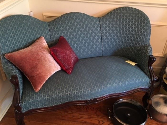 sale estate loveseat