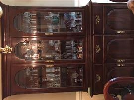 sale estate china cabinet