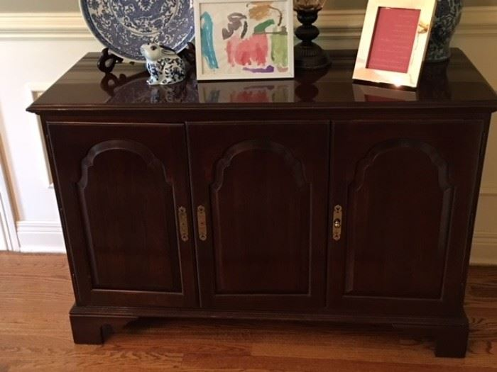 sale estate dining room cabinet