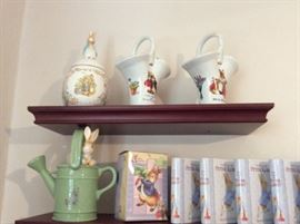 Beatrix Potter items and collectibles