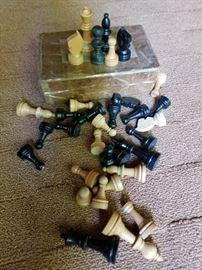 Wooden chess Pieces. https://ctbids.com/#!/description/share/31921