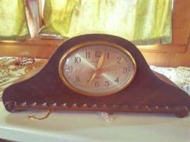 G.E. Westminster Chime Clock