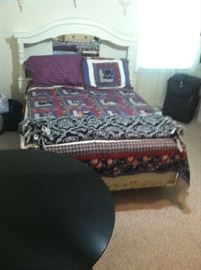 Vintage Queen Size Bed