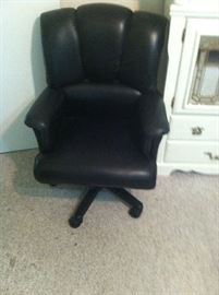 Nice Leather Office Chair
