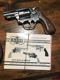Rossi .38 special Model 88