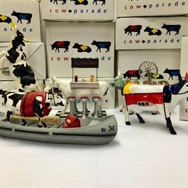 25 Cows on Parade Herd #2   http://www.ctonlineauctions.com/detail.asp?id=725574