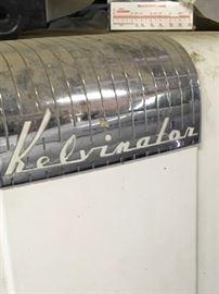 Vintage Kelvinator - Would make awesome kegerator!
