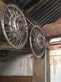 Vintage Car Parts
