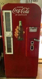 Vendo 81 Coca-Cola Vending Machine