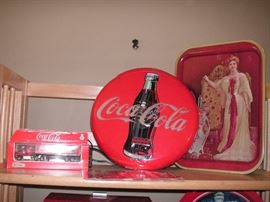 Coca-Cola disc phone