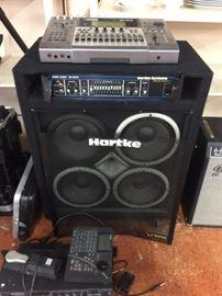 Hartke Systems Trans.Attack Model HA 350