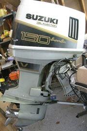 150 Super Six Motor