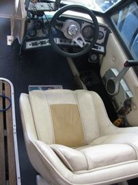 Front Driver Seat