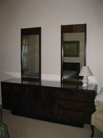 Lane Dresser with mirrors