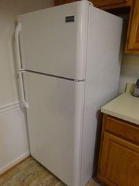Frigidaire Refrigerator/ Freezer (Like New)