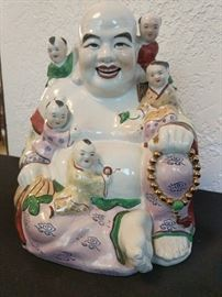 Buddha six heads VI