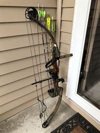 Matthews compound bow