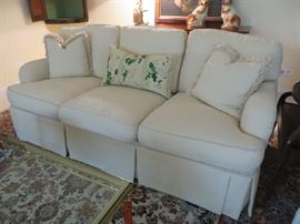 CLASSIC THREE CUSHION SOFA PEARSON FURNITURE COMPANY