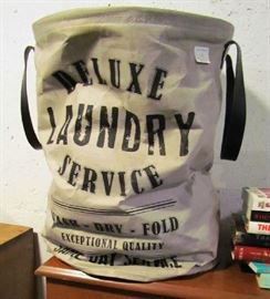 French laundry bag