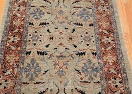 "BUY IT NOW! $200 - Vintage Area Rug, Pakistan (approx. 55"" x 38"")"
