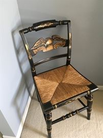 a beautiful Hitchcock chair