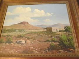 Jim Dooley New Mexico Landscape