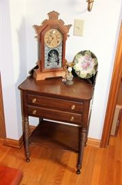 Willett 2 Drawer Cherry Stand