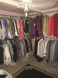 Ladies Work and Casual Clothes