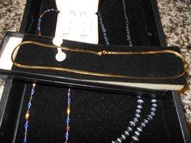 beveled herringbone chain