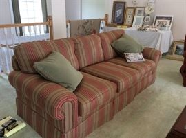 COUCH BY NORWALK FURNITURE