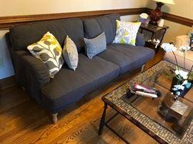 IKEA sofa.
