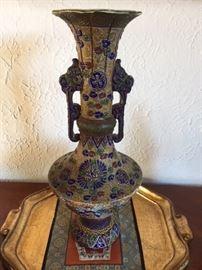 Large Moriage Vase