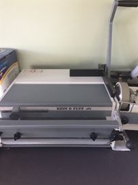 Rhin-O-Tuff Binding Machine