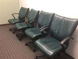 La-Z-Boy Conference Room chairs - 10 available