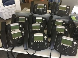 Polycom IP560 Digital Phones - 12 available