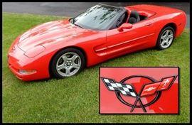 1998 Corvette 22,000 miles