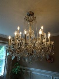 Beautiful Crystal Chandeliar