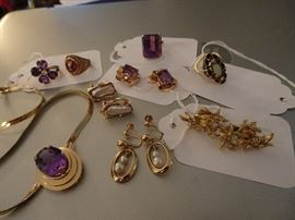 Lots of Fine Jewelry