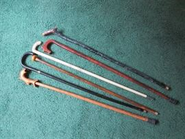 Antique Collectible Canes