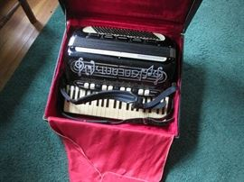 Vintage Galanti Accordion