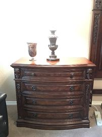 Eastern Legends night stand or chest - there are 2 of these