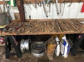 Cast Iron Tools