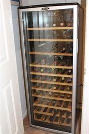 Danby Silhouette 75 wine fridge