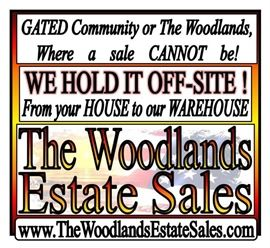 From your house to our warehouse! 19525 Wied Rd Spring TX 77388