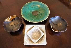 Takahashi and other pottery