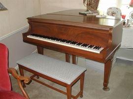 1936 Gulbransen  piano