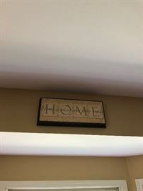 """HOME"" Kitchen decor"