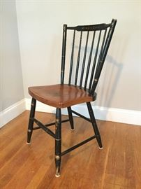 L. Hitchcock Set of Wood Chairs http://www.ctonlineauctions.com/detail.asp?id=726879