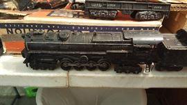 Train Engine No.2020